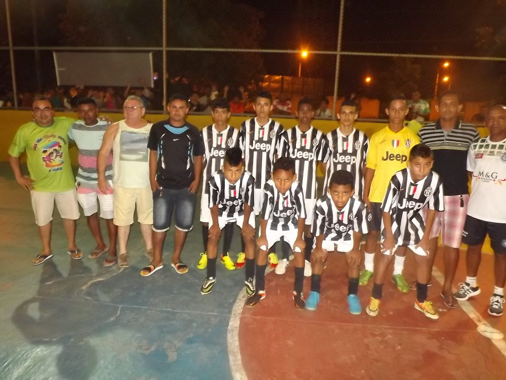 Time do Meninos da Vila